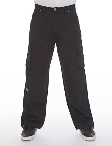 Townz CP-002A Cargo-Pant Black