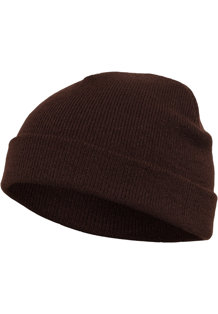 Flexfit Heavyweight Beanie 1500KC Brown