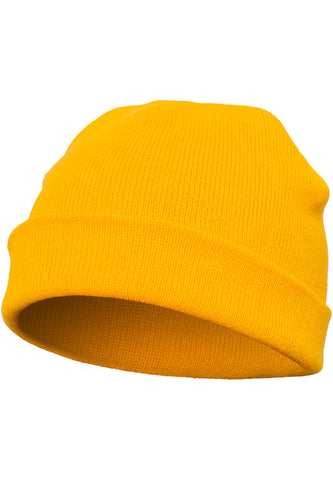 Flexfit Heavyweight Beanie 1500KC Gold