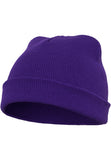 Flexfit Heavyweight Beanie 1500KC Purple