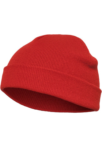 Flexfit Heavyweight Beanie 1500KC Red