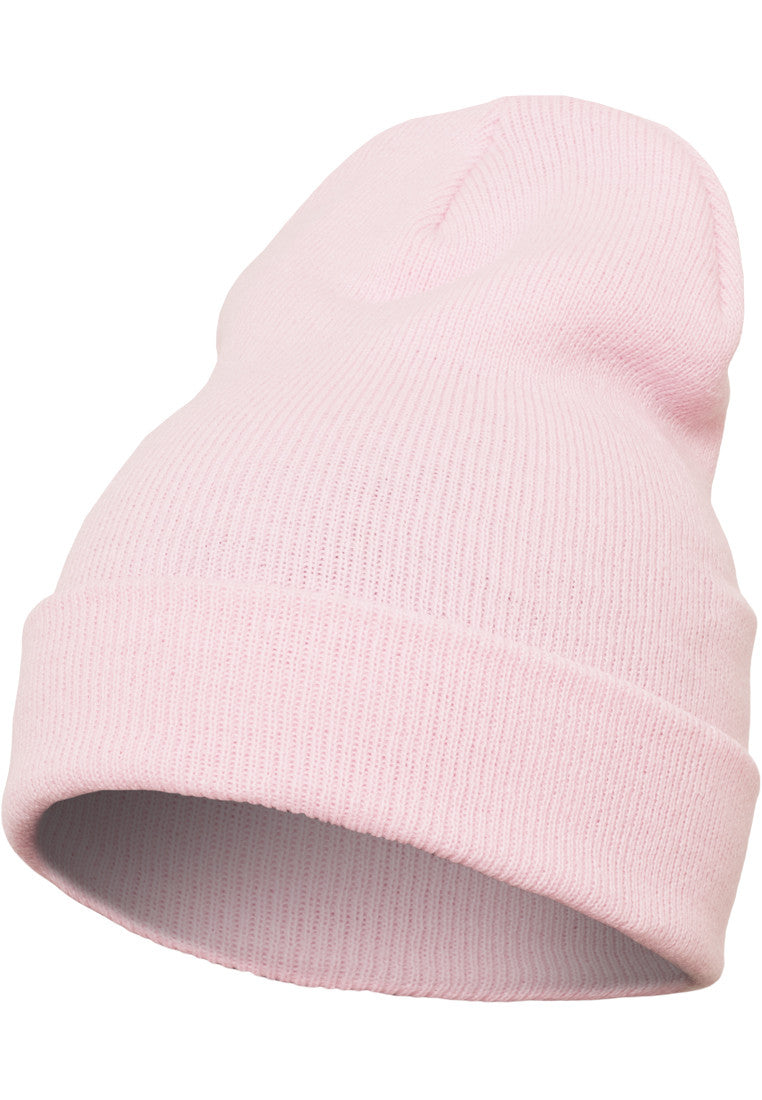 Flexfit Heavyweight Long Beanie 1501KC Pink