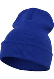 Flexfit Heavyweight Long Beanie 1501KC Blue
