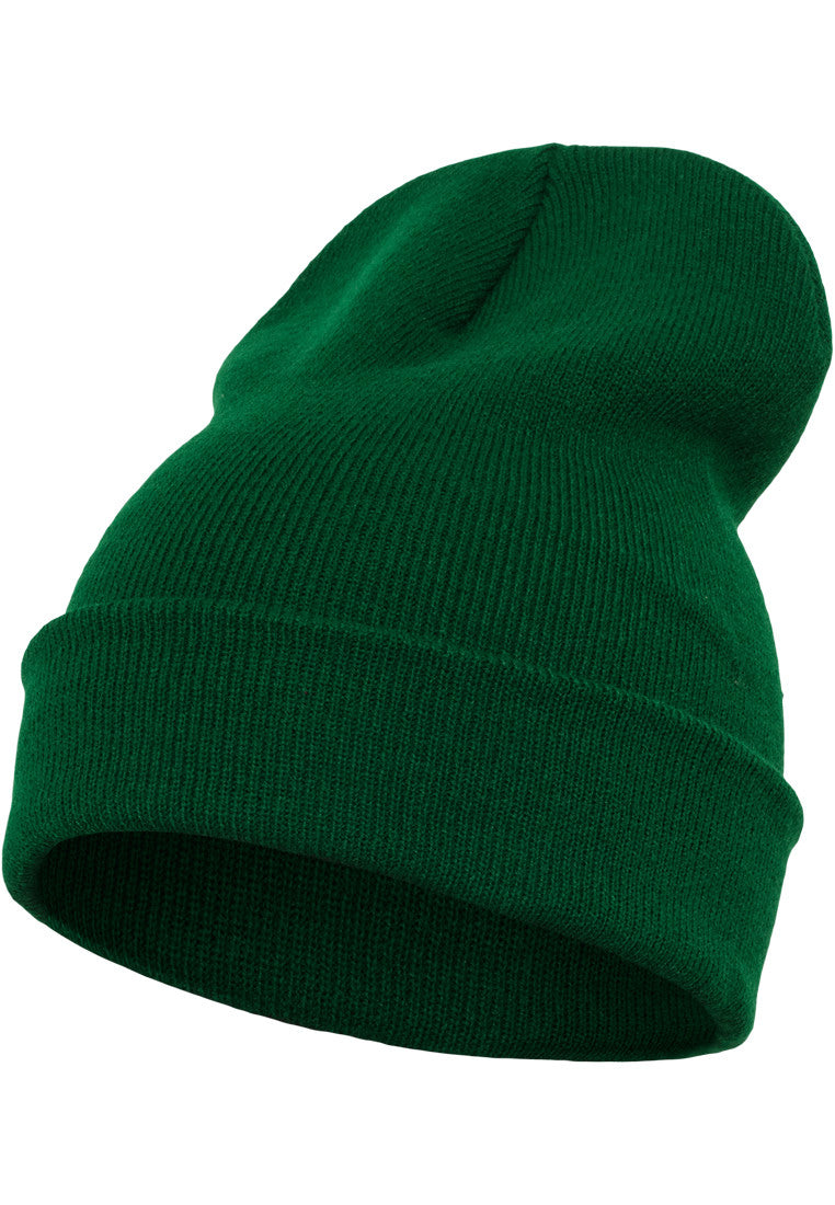 Flexfit Heavyweight Long Beanie Spruce 1501KC Green