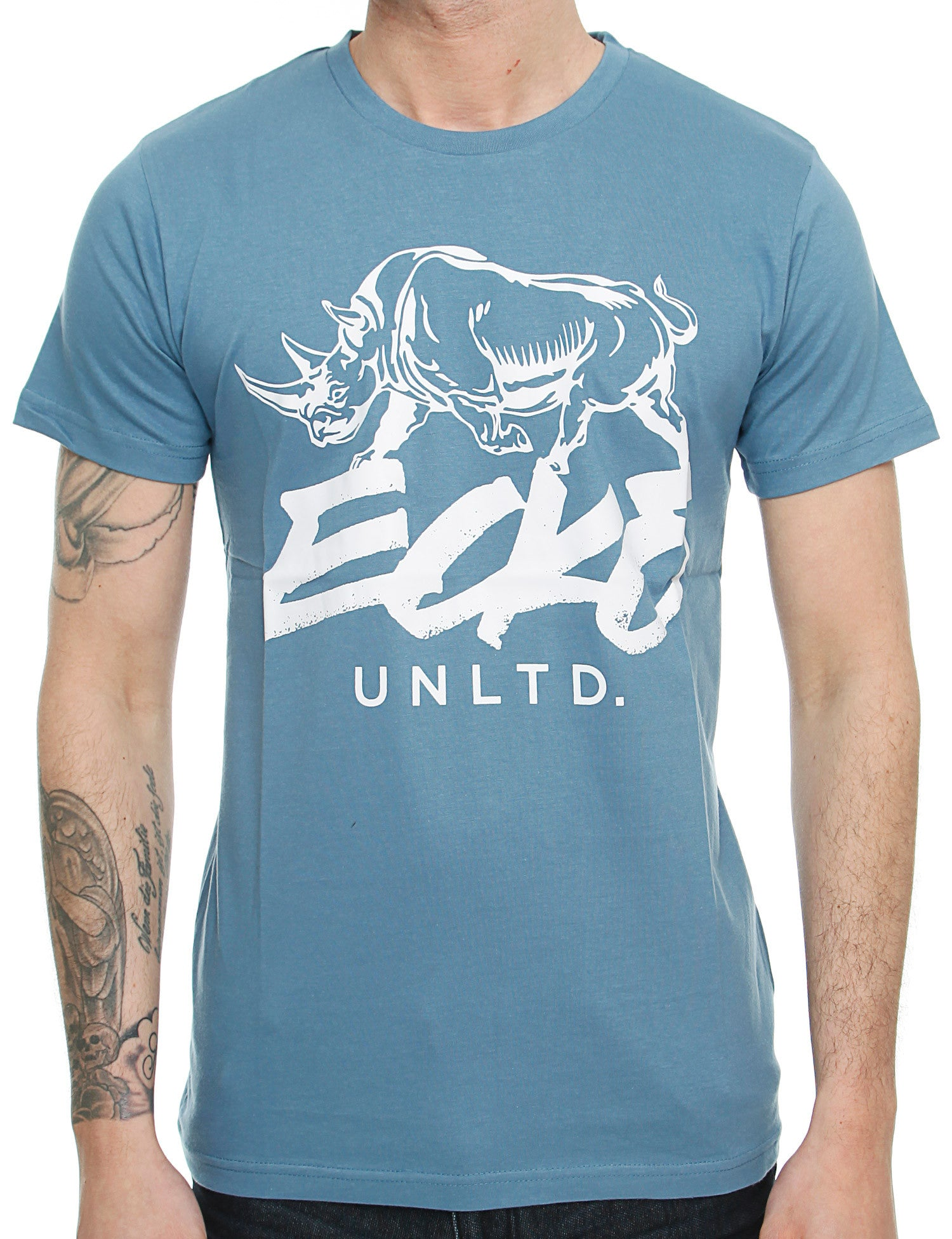 Image of ECKO Clara T-Shirt Blue