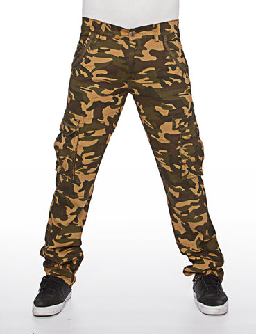 Townz ESCP-001F Cargo-Pant  Green