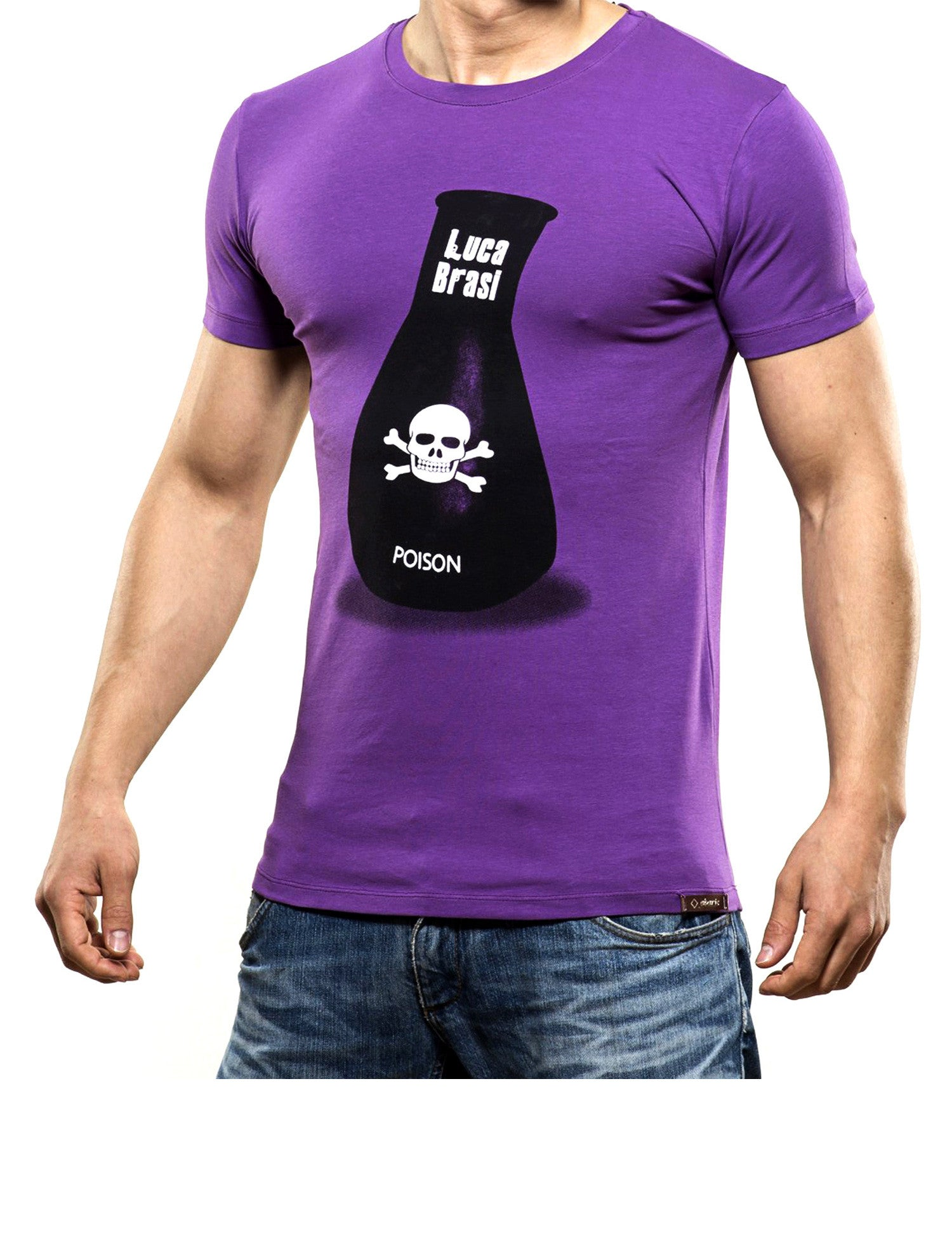 Poison T-Shirt Purple