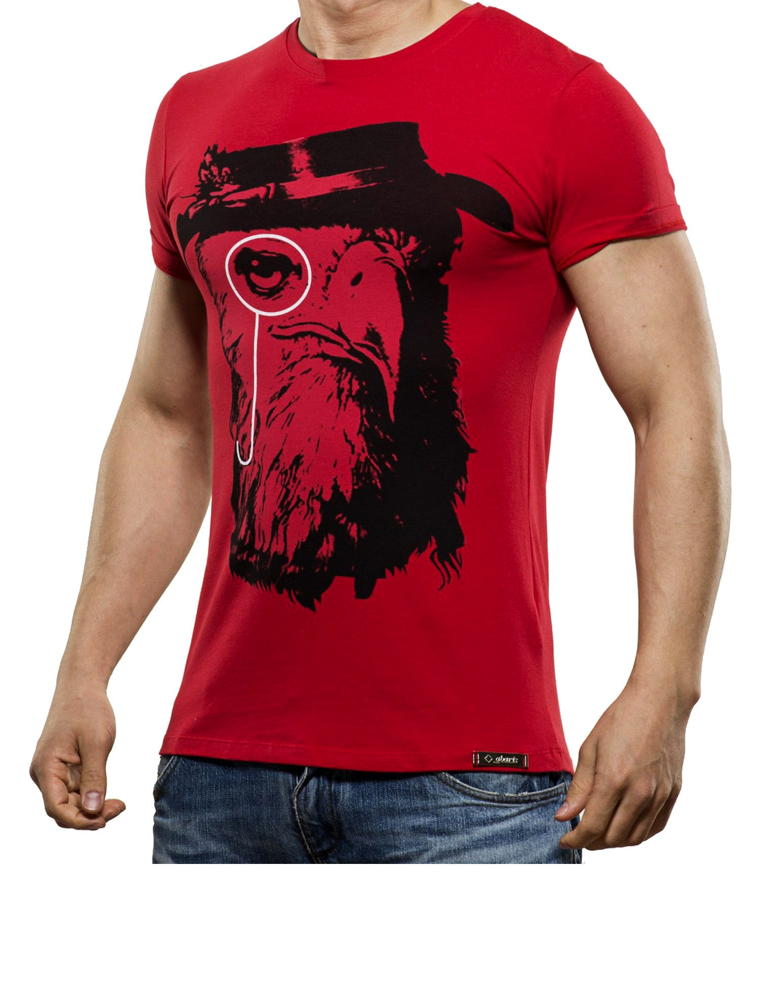 Eagle Eye T-Shirt Red