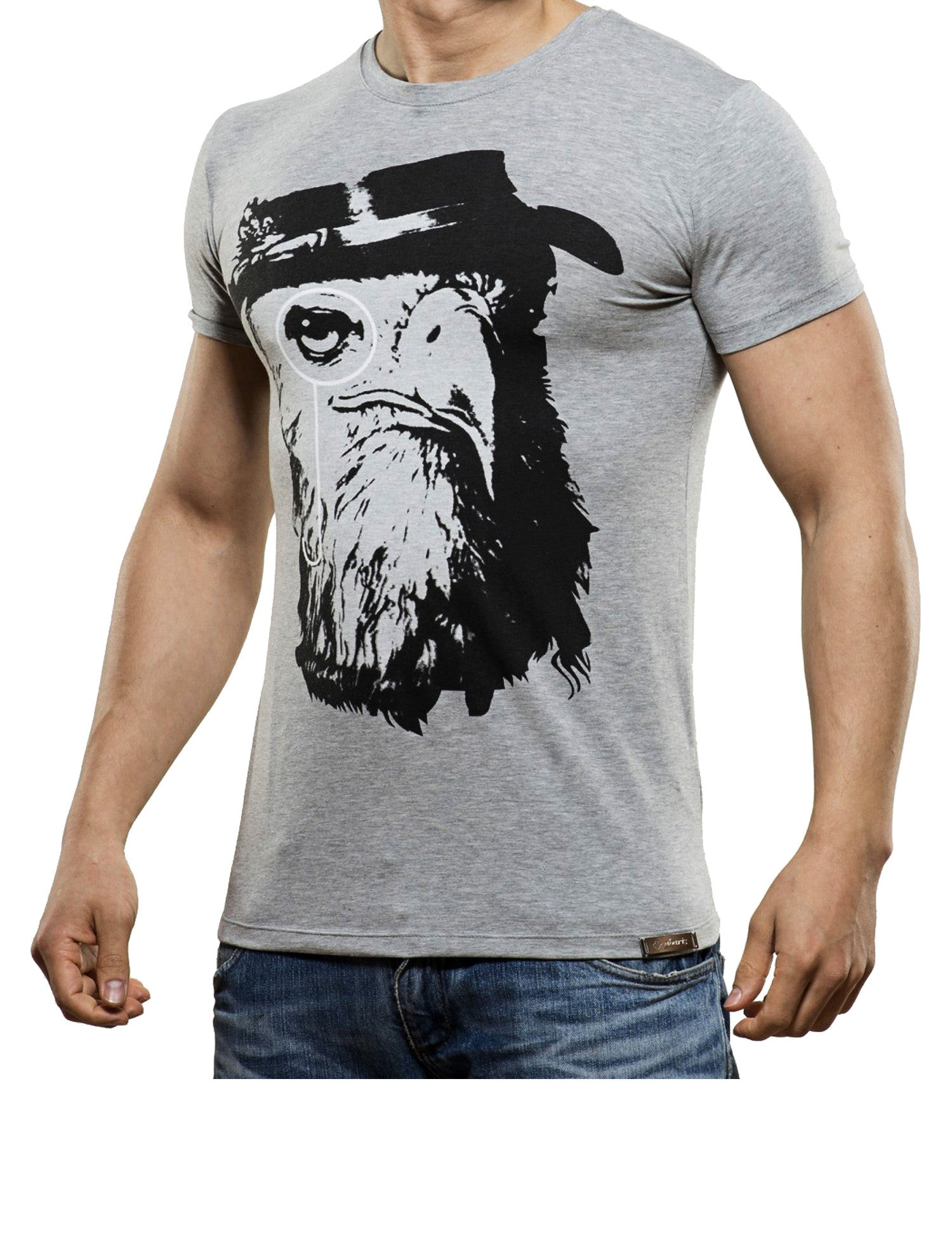 Eagle Eye T-Shirt Grey