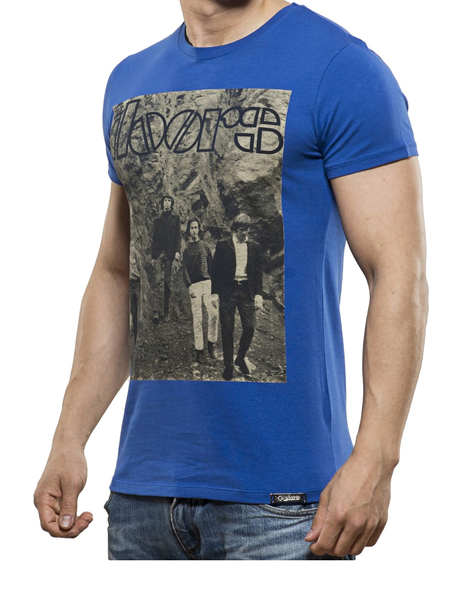 Doors T-Shirt Blue