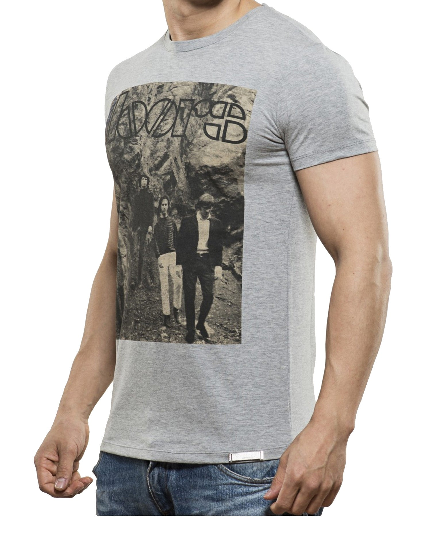 Doors T-Shirt Grey