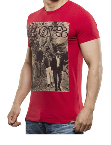 Doors T-Shirt Red