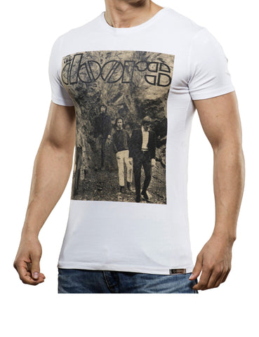 Doors T-Shirt White