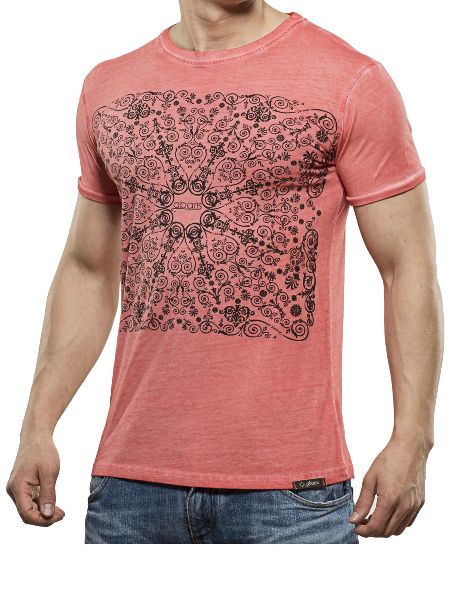 Fresh Sun T-Shirt Salmon Pink