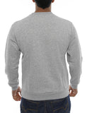 Animal Crewneck 14-3470 Grey