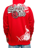 Townz Sixtytwo Hoody RWD-217C Red