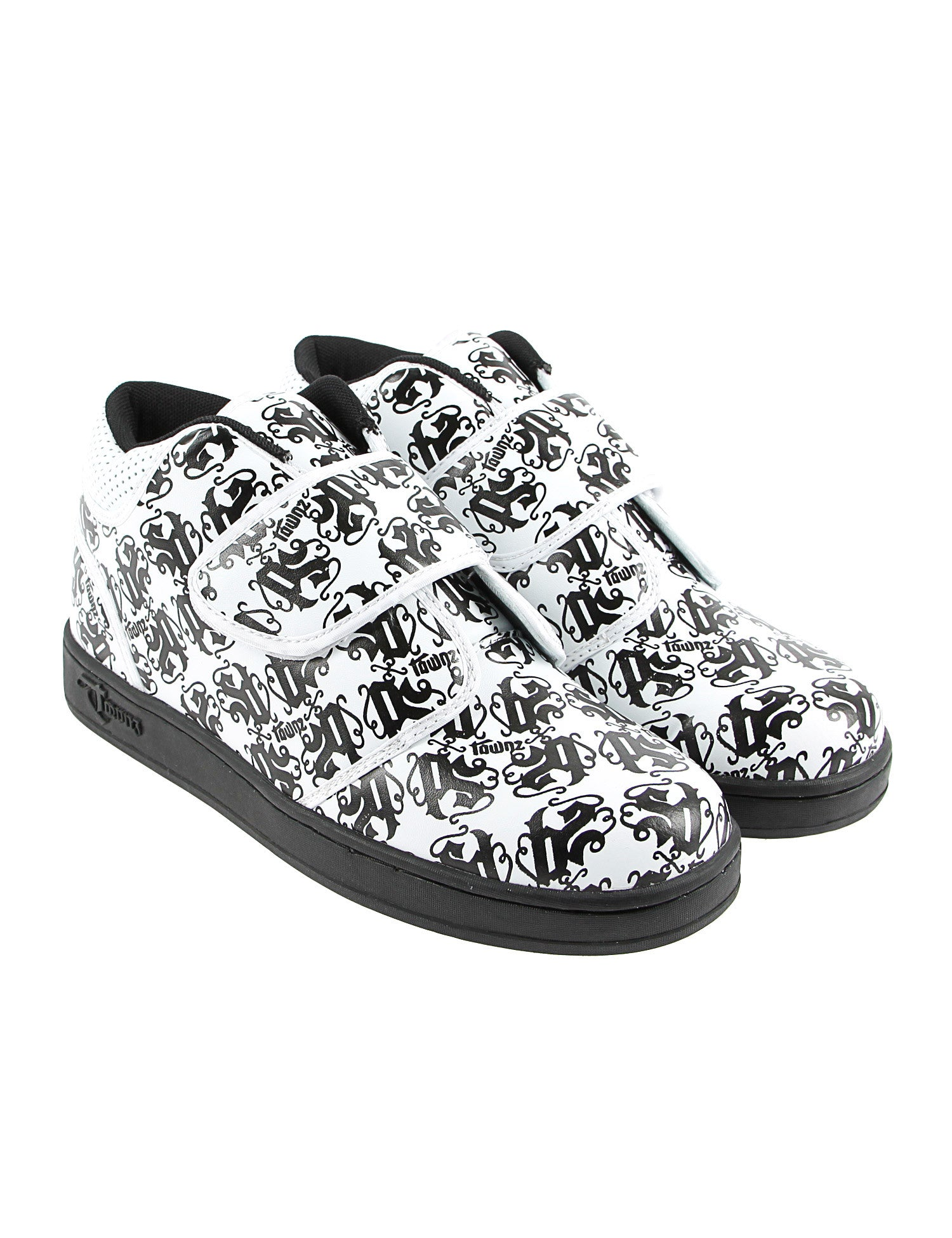 Townz Shoes G302C White