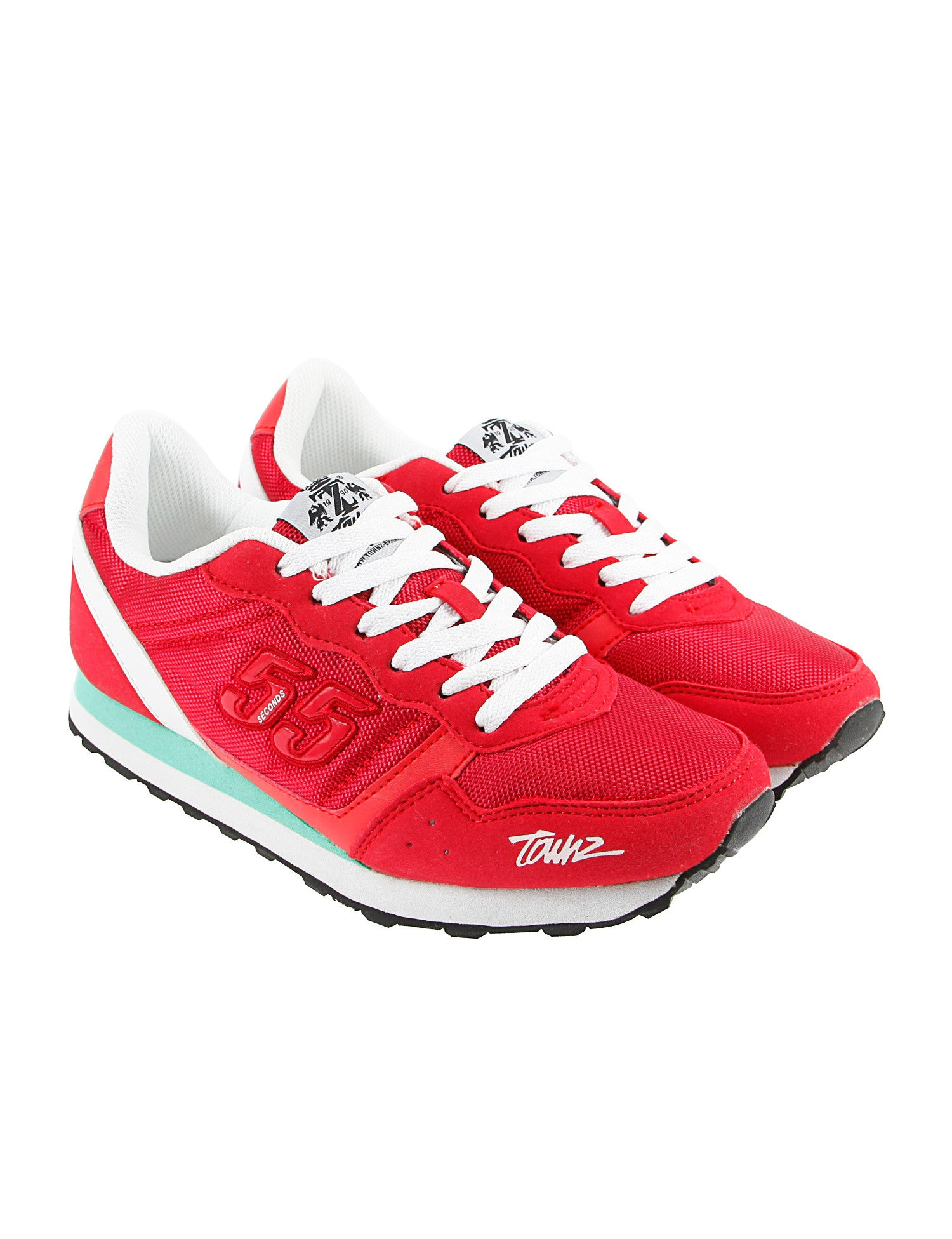 Townz Shoes G983 Red