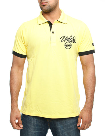 Ecko Comet Polo Shirt Yellow