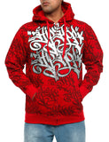 Townz Zip Hoody RWD-079B Red