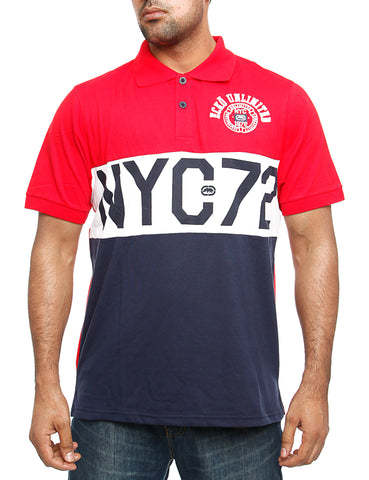 Ecko Premium Polo Shirt Red