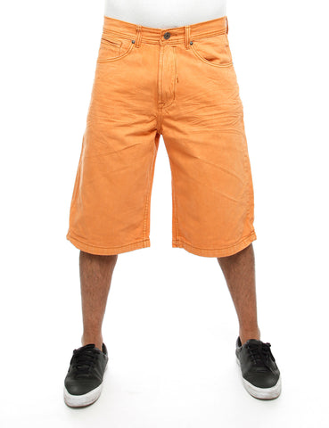 Royal Blue Shorts 9014 Topaz Orange