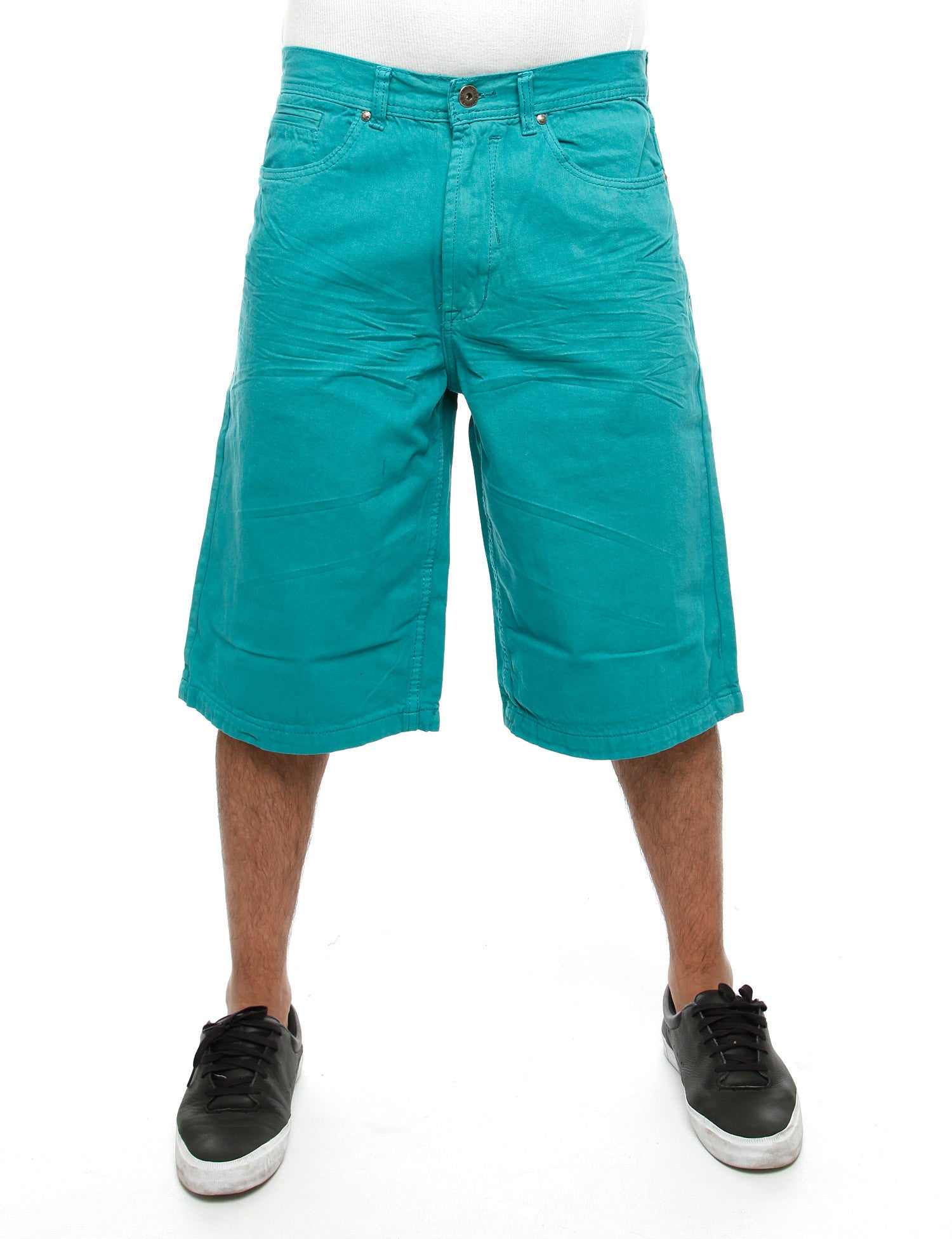 Royal Blue Shorts 9014 Harbor Blue