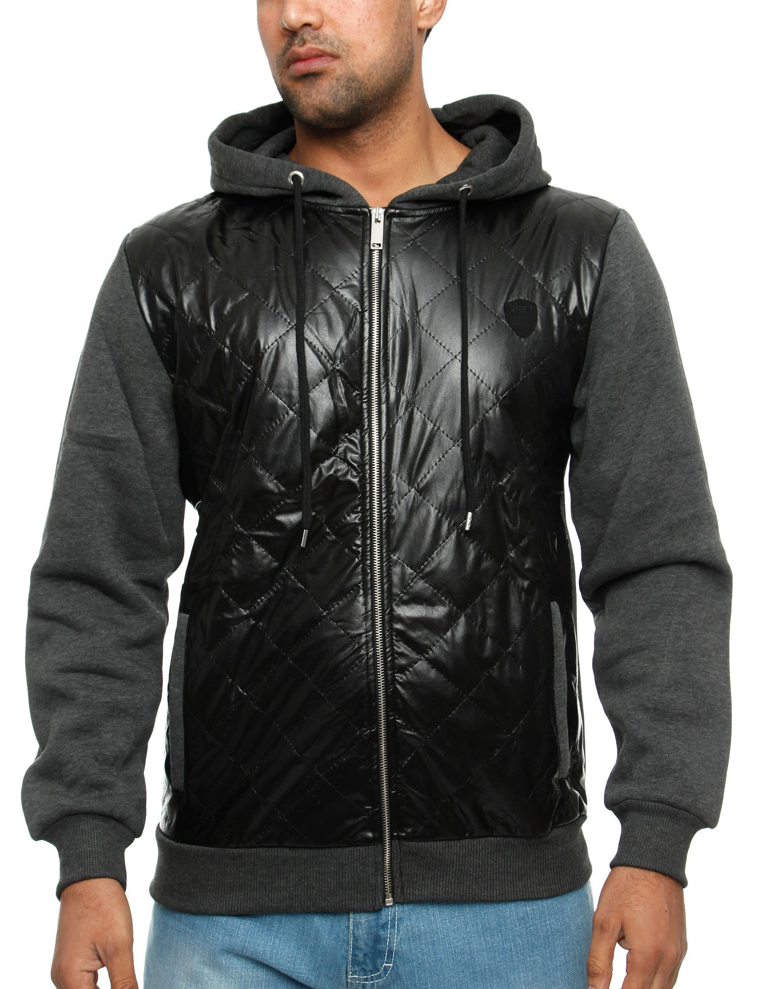 Free Side Al Mito Zip Hoody 5K-1312 Anthracite Grey