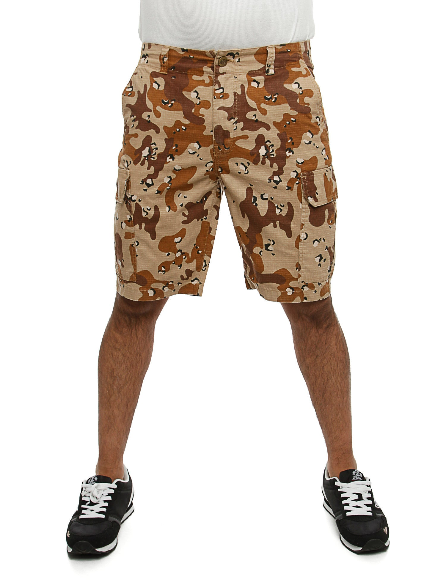 Dickies New York Shorts Desert Camo Beige