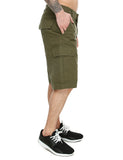 Dickies New York Shorts Dark Olive Green