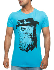 Eagle Eye T-Shirt Aqua