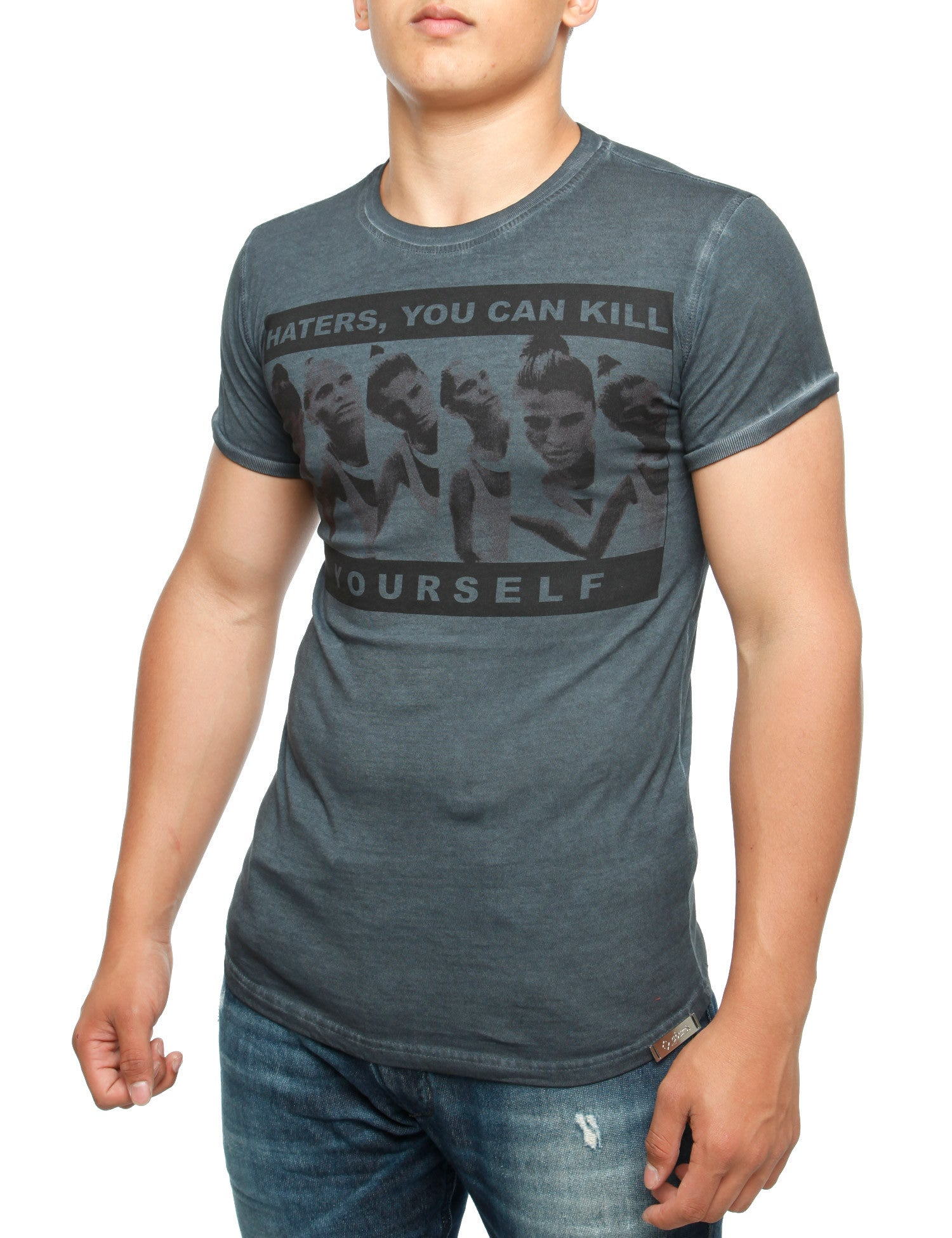 Abaris 13-004 T-Shirt  Grey