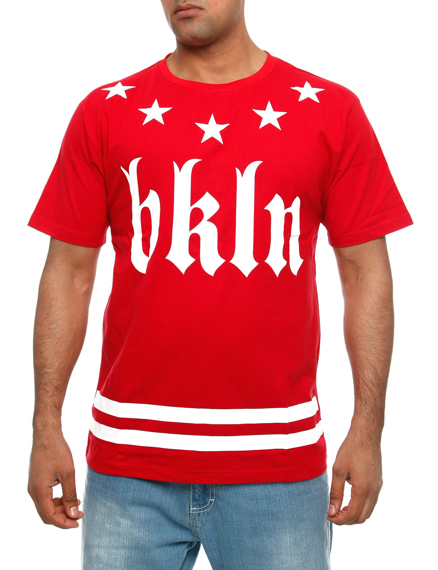 YLD T-336C T-Shirt Red