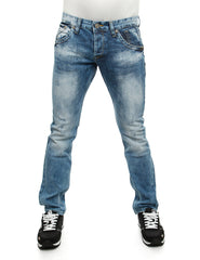 Amica 9650 Jeans Light Blue