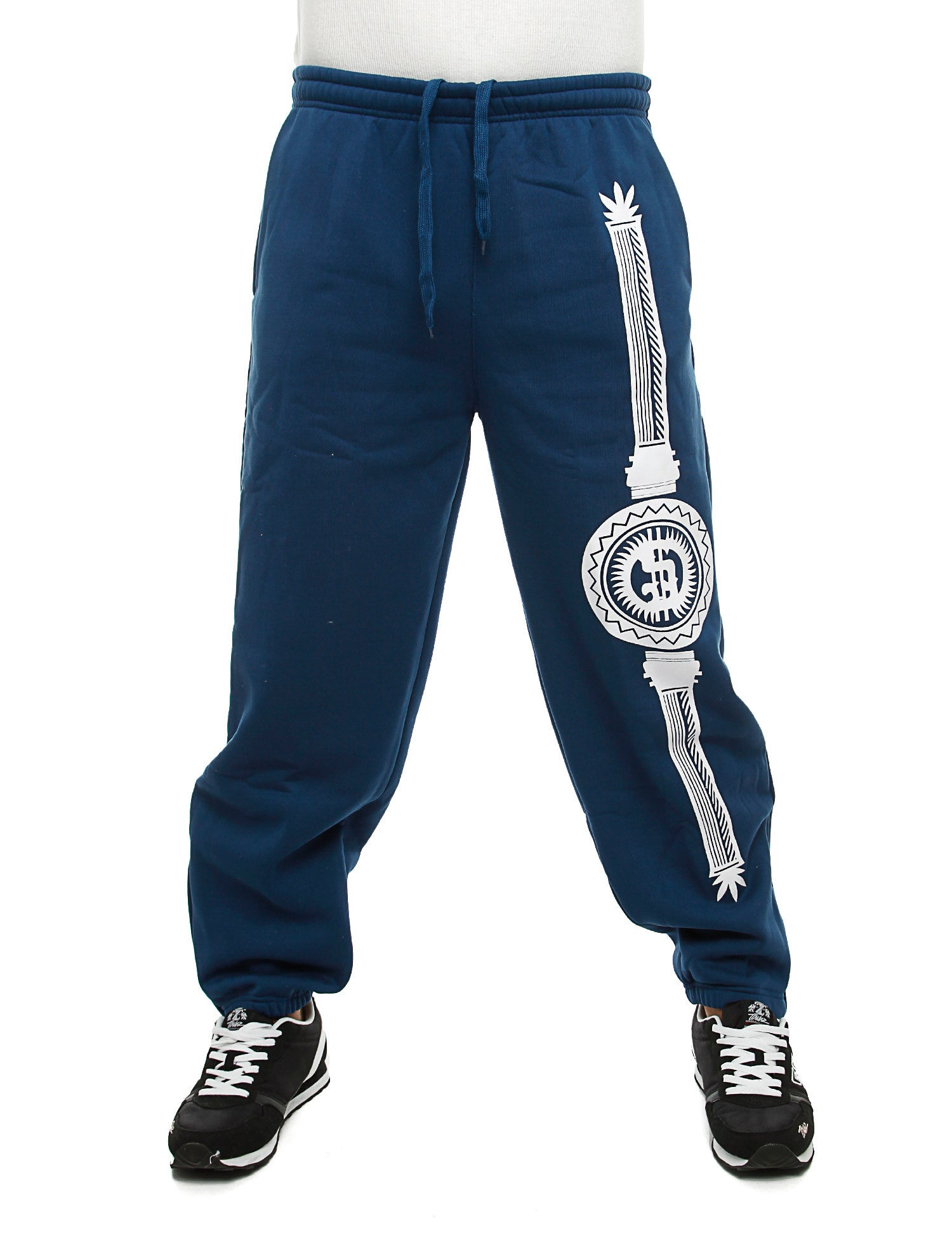 YLD Sweatpant SP-358D Blue