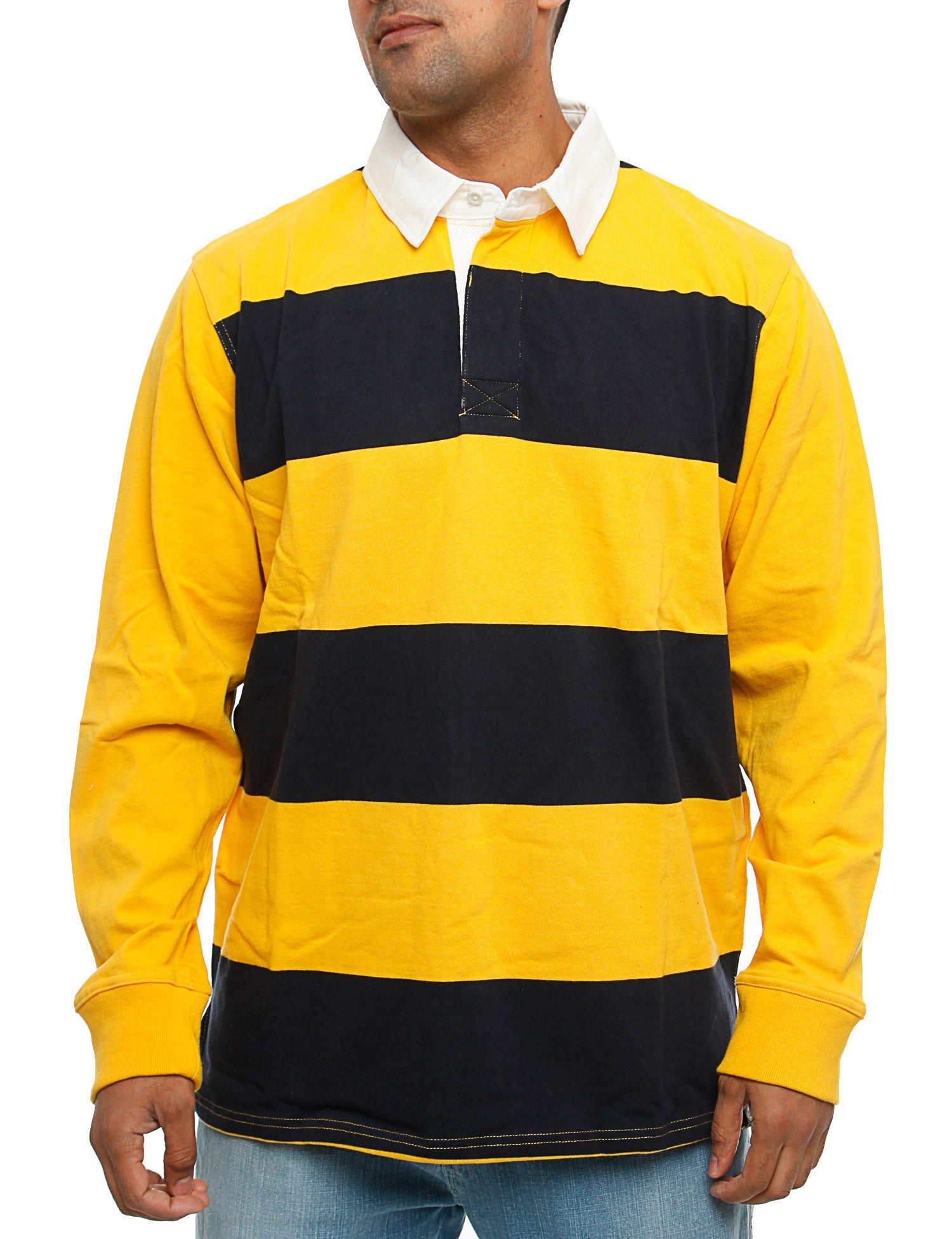 Dickies Cedar Key Longsleeve  Yellow