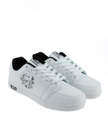 YLD Shoes G506B White