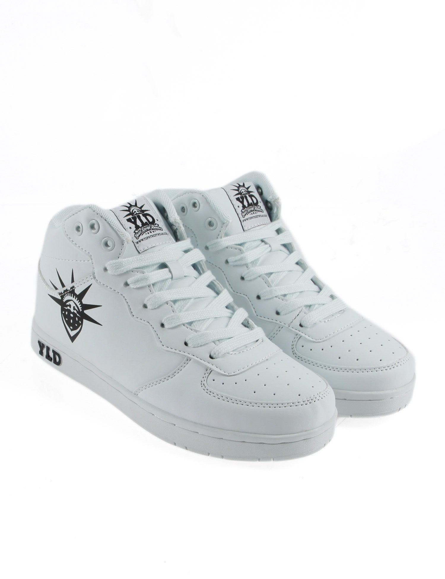 YLD Shoes G503D White