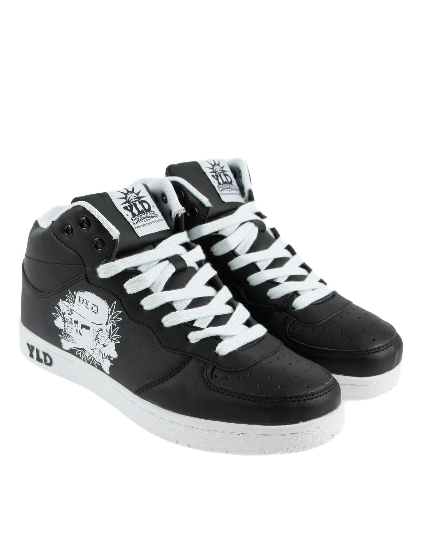 YLD Shoes G506C Black