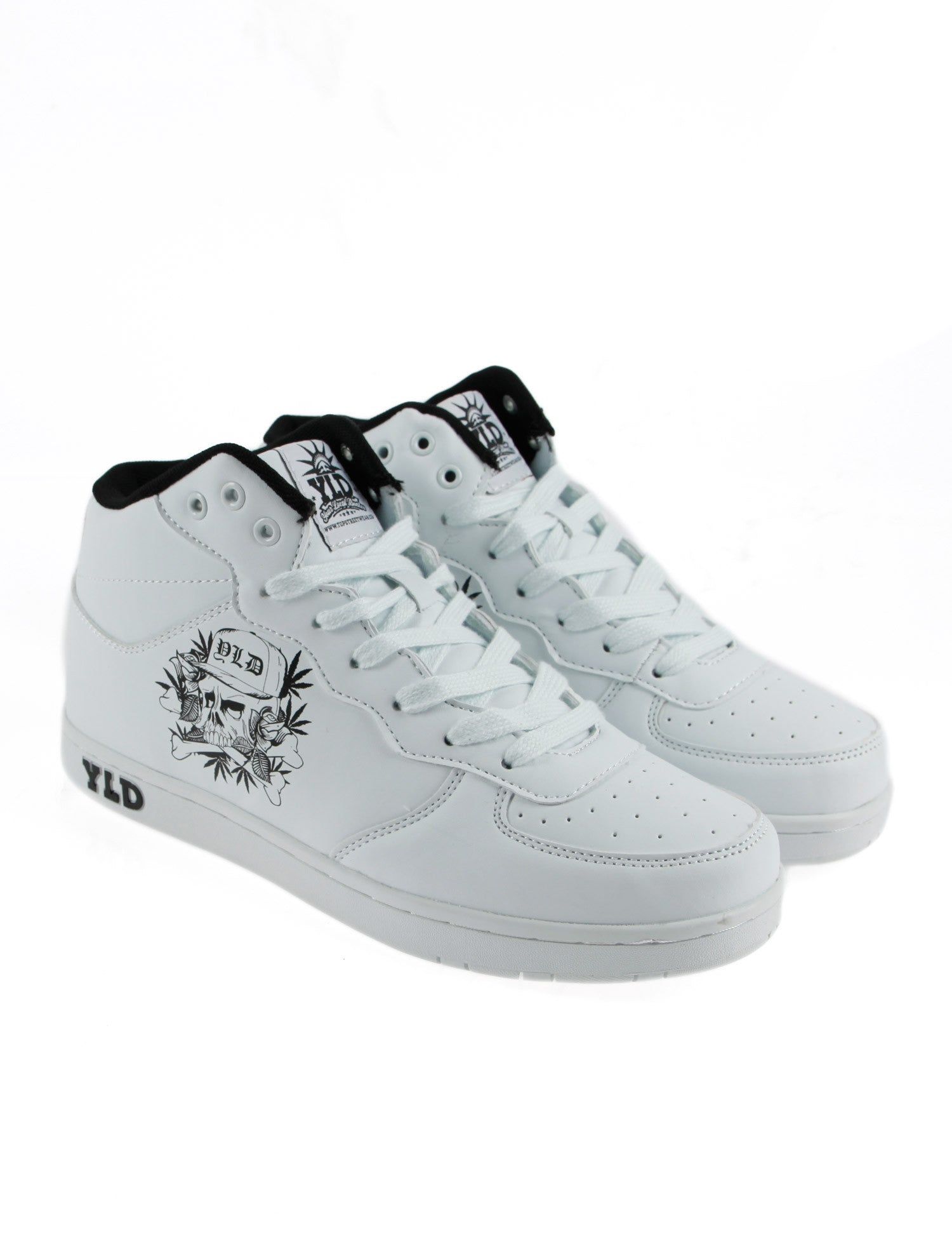 YLD Shoes G506D White