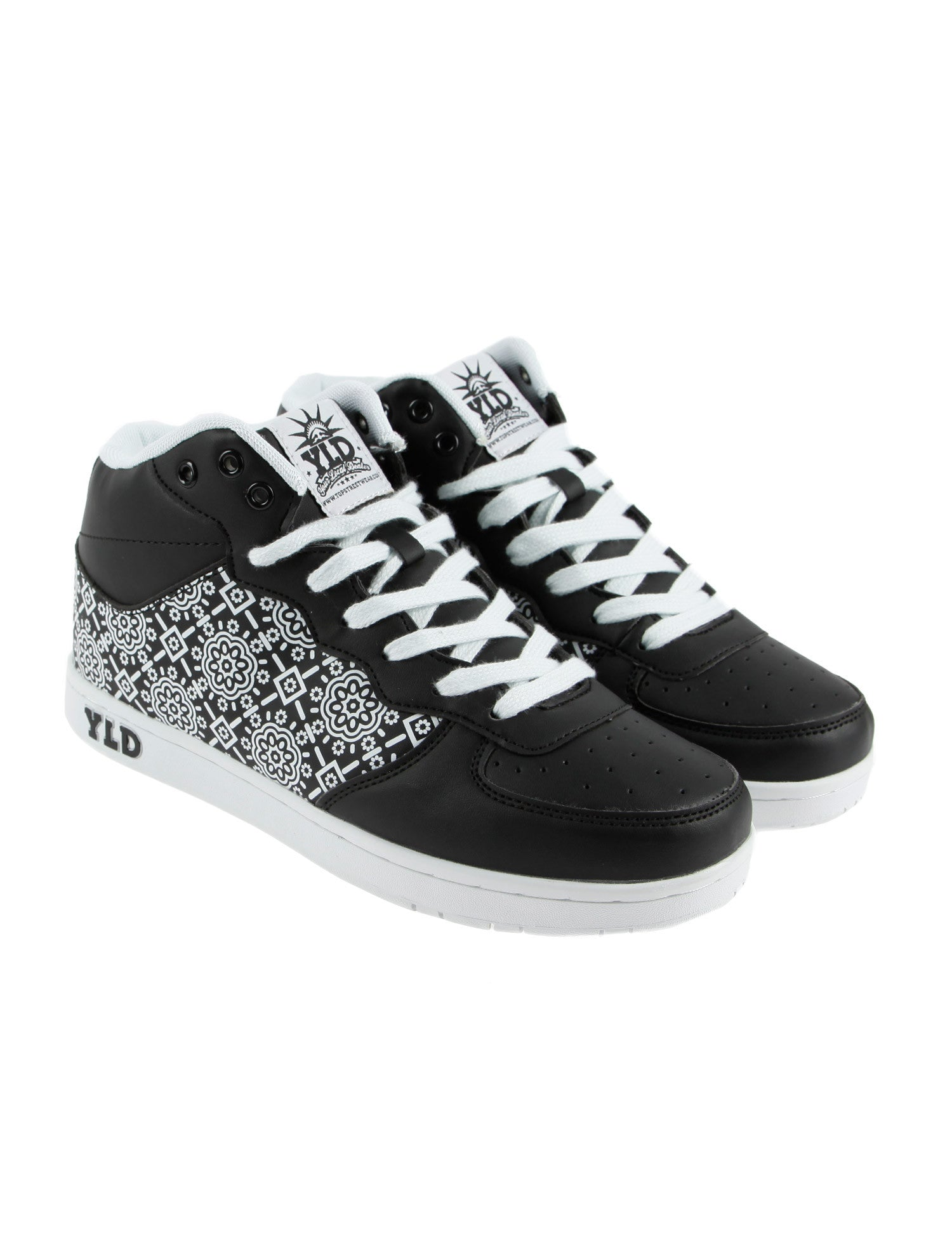 YLD Shoes G507C Black