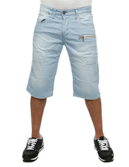 Amica Shorts 9158 Light Blue