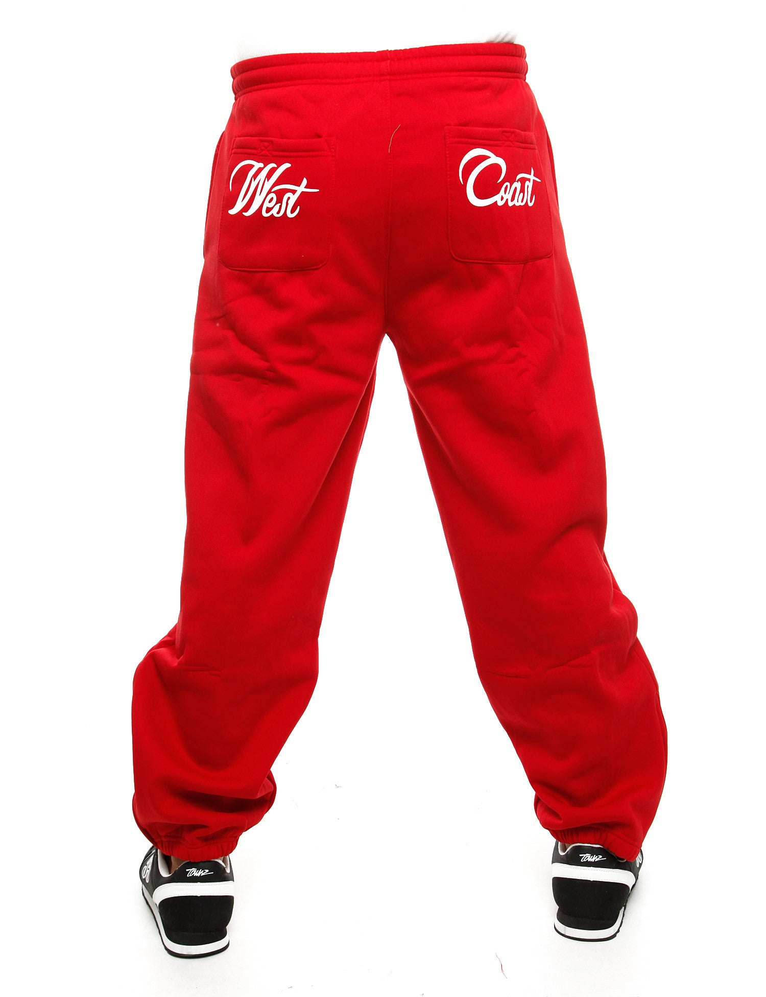 YLD Sweatpant SP-355C Red