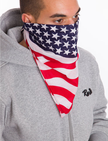 YLD USA Stars and Stripes Bandana Multi