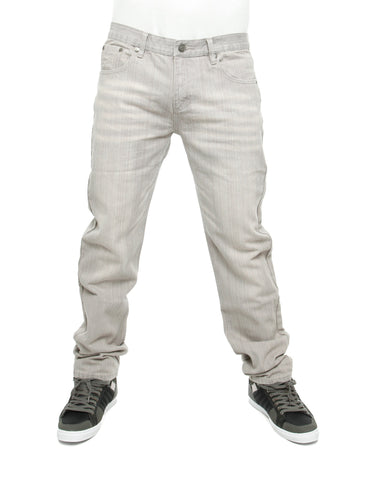Raw Blue Loose Fit Jeans Ice Grey