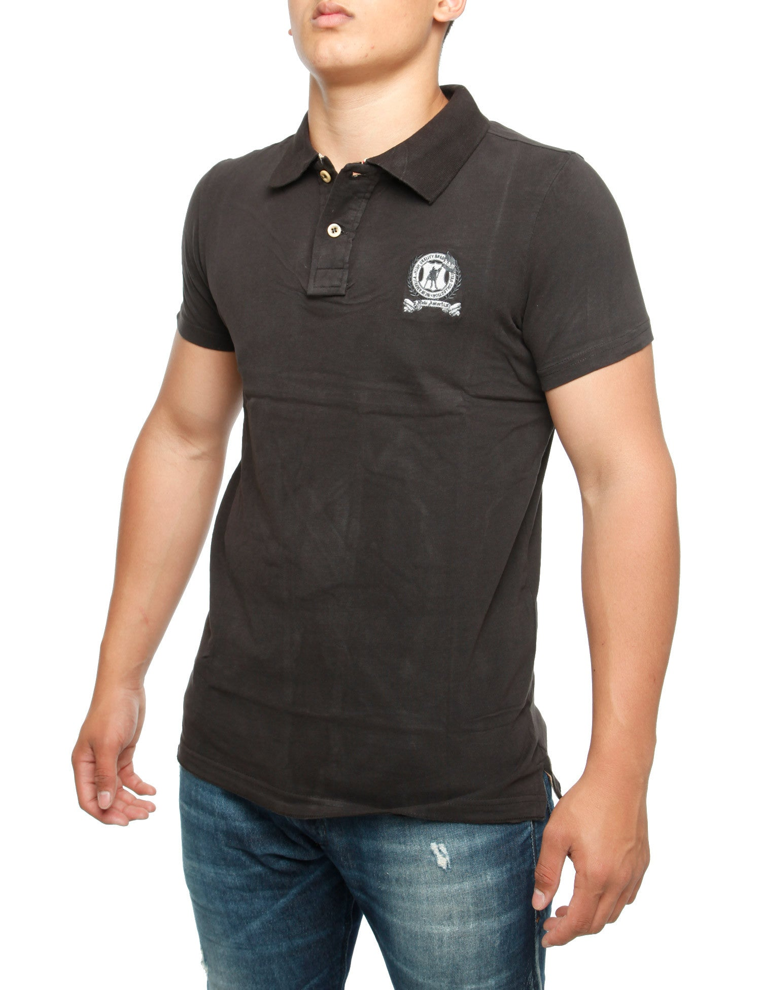 Abaris Huntington Polo Shirt Black