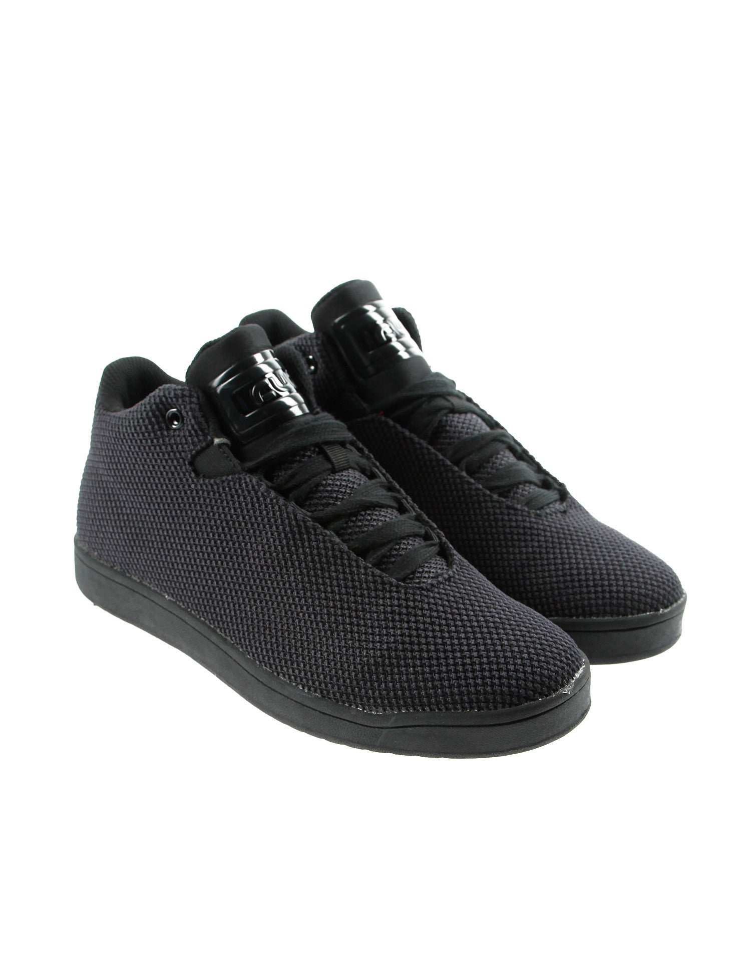 Cultz Mid Top Shoes 150301-4 Black