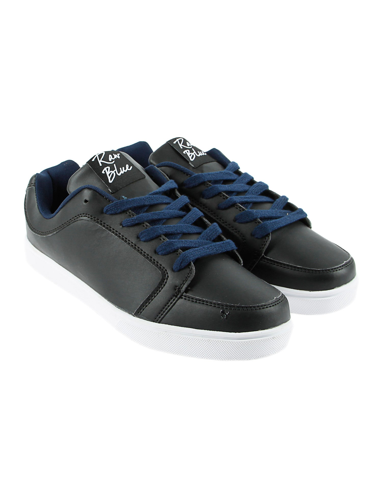 Raw Blue RBS-LOW-155A Shoes Black