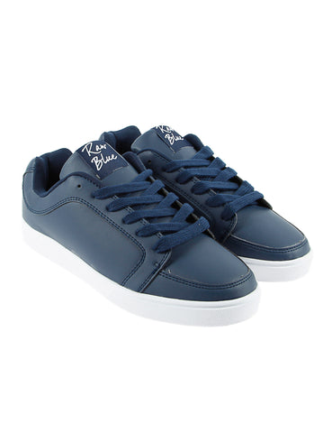 Raw Blue RBS-LOW-155D Shoes Navy
