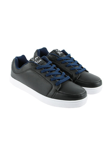 Raw Blue RBS-LOW-155H Shoes Navy Black